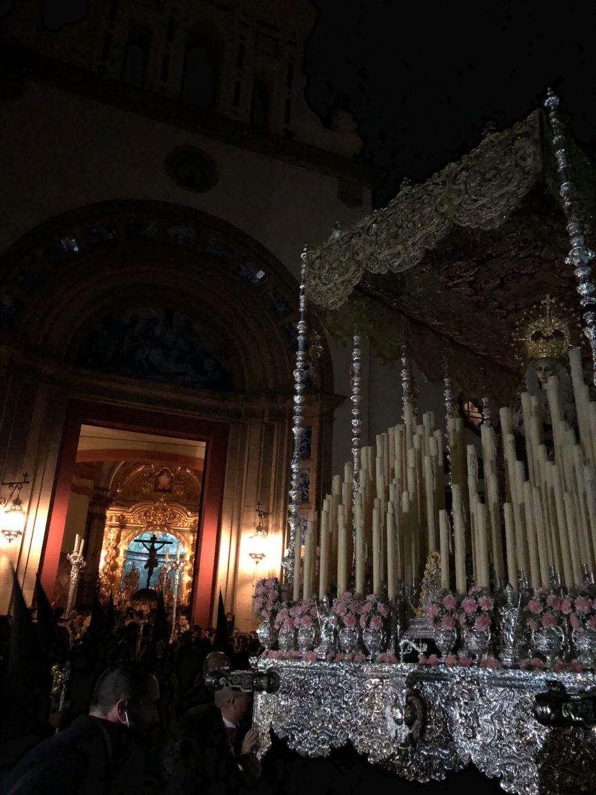 Momentos del Viernes Santo de La Oliva deSalteras